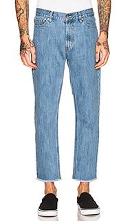 Облегающие джинсы new threat cut - Obey
