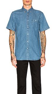 Рубашка с коротким рукавом keble ii - Obey