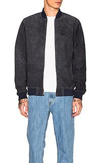 Замшевая куртка clifton - Obey