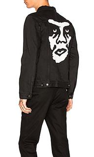 Джинсовая куртка creeper - Obey