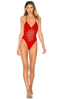 Слитный купальник poppy - Frankies Bikinis