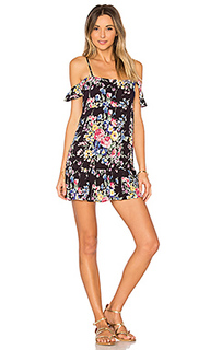 Beach house strappy mini dress - AUGUSTE