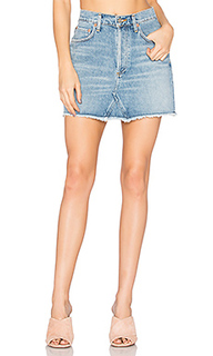 Quinn high rise mini skirt - AGOLDE