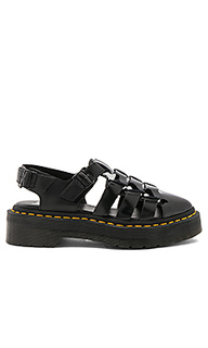 Oriana pointed fisherman sandal - Dr. Martens