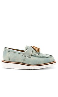 Annah tassel loafer - Dr. Martens