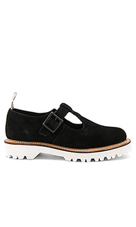 Polley ii t bar shoe - Dr. Martens