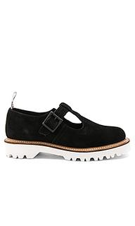 Polley ii t bar shoe - Dr. Martens