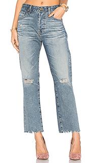 Укороченные джинсы sloan - AG Adriano Goldschmied