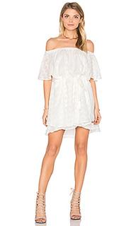 Платье со сборками ascot - Finders Keepers