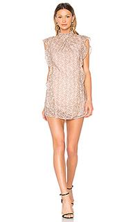 Кружевное платье alaina - Marissa Webb