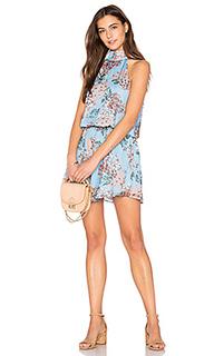 Платье холтер rudi - Line & Dot