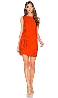 Riel tied dress - Line & Dot