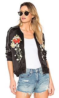 Куртка-бомбер с вышивкой - BLANKNYC [Blanknyc]
