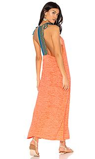 Платье с открытой спиной inca - Pitusa