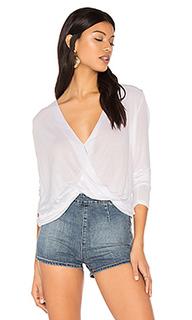Блуза с запахом - Lanston