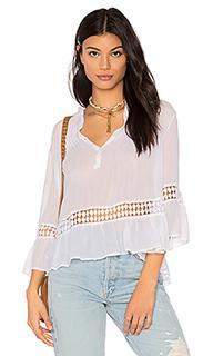 Крестьянская рубаха mila - maven west