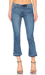 Укороченные расклёшенные джинсы kiki - RtA