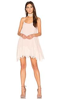 Кружевное мини-платье lockett - Show Me Your Mumu