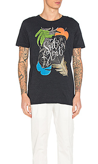 Chest artwork tee - Scotch & Soda
