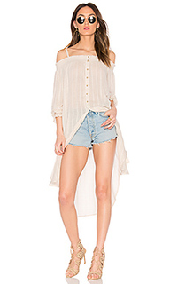 Wild adventures maxi shirt - Free People