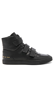 X common projects velcro high tops - Robert Geller