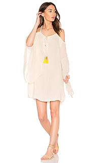 Tassel wildlife drop back mini dress - Jens Pirate Booty