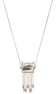Ayita satchel pendant - House of Harlow 1960