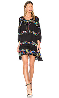 Floral bell sleeve ruffle dress - DEREK LAM 10 CROSBY