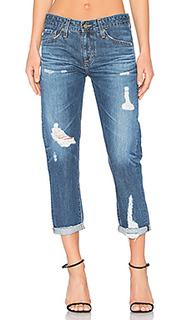 Облегающие джинсы ex boyfriend - AG Adriano Goldschmied