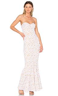 Вечернее платье с корсетом - Norma Kamali