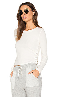 Drapey lux rib top - Splendid
