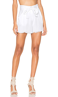 Frayed twill short - KENDALL + KYLIE