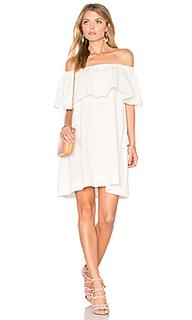 Платье со спущенными плечами - ANINE BING