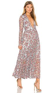 Платье flynn - Ganni