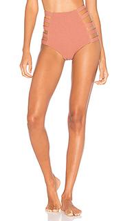 Низ купальника с высокой талией vera - Tori Praver Swimwear