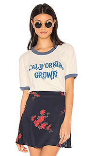 Футболка olivia rin ringer california grown - MATE the Label