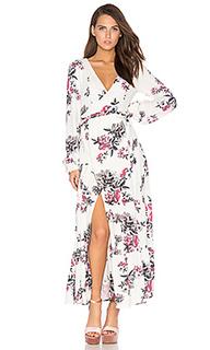 Mary may midi wrap dress - Somedays Lovin