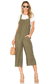 Wide leg bib jumpsuit - YORK street