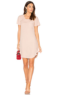 Mixed media shirt dress - Splendid