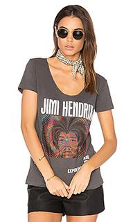 Футболка jimi hendrix experience - Junk Food