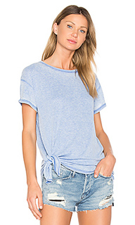 Burnout tie side tee - Bobi