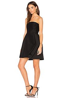 Платье faille - Halston Heritage