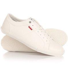 Кеды кроссовки низкие Levis Woods Brilliant White Levis®
