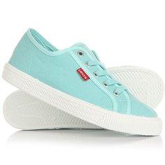 Кеды кроссовки низкие женские Levis Malibu Light Blue Levis®