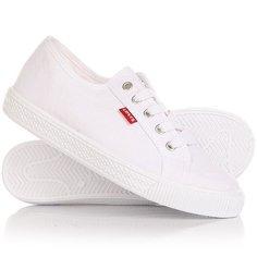 Кеды кроссовки низкие женские Levis Malibu Brilliant White Levis®
