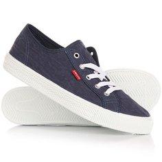 Кеды кроссовки низкие Levis Malibu Navy Blue Levis®