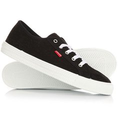Кеды кроссовки низкие Levis Malibu Regular Black Levis®