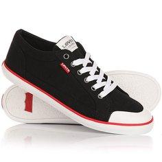 Кеды кроссовки низкие Levis Venice Regular Black Levis®