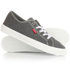 Кеды кроссовки низкие Levis Malibu Light Grey Levis®