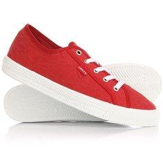 Кеды кроссовки низкие Levis Malibu Regular Red Levis®